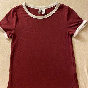 Cropped tshirt
